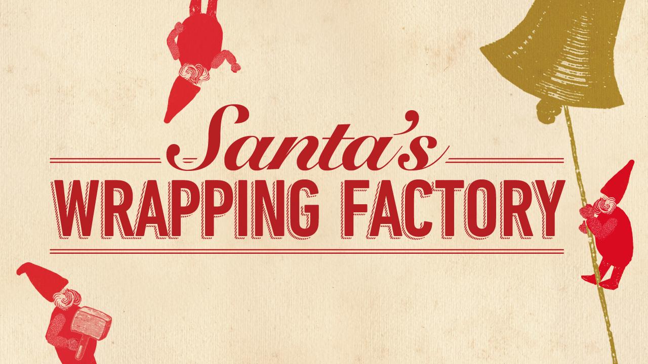 Santa's Wrapping Factory