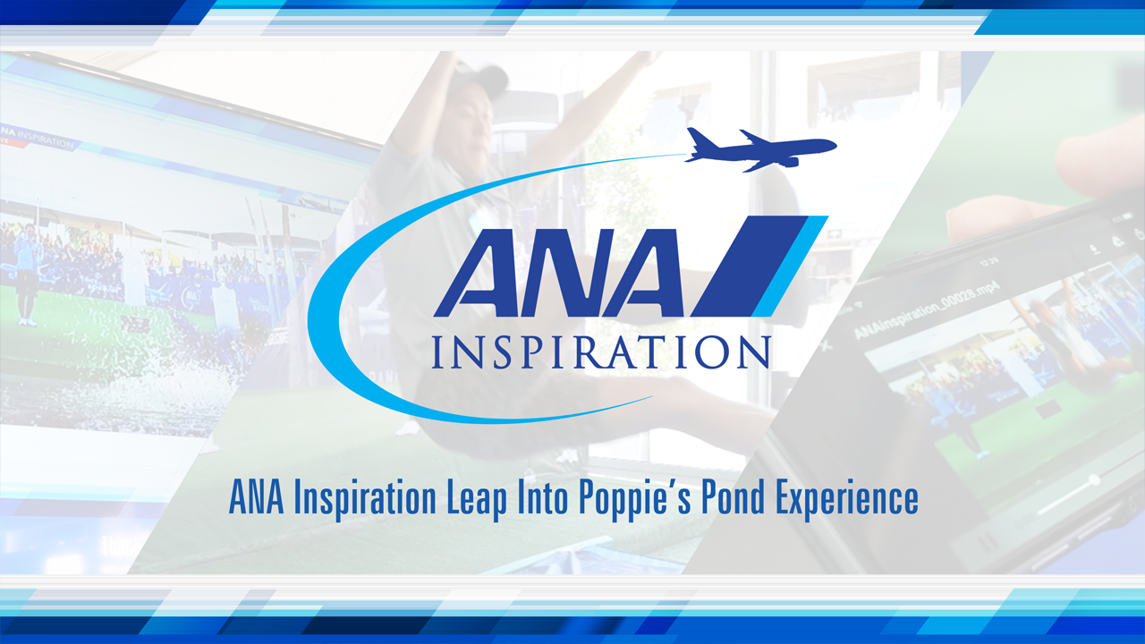 ANA Inspiration Leap Into Poppie's Pond Experience